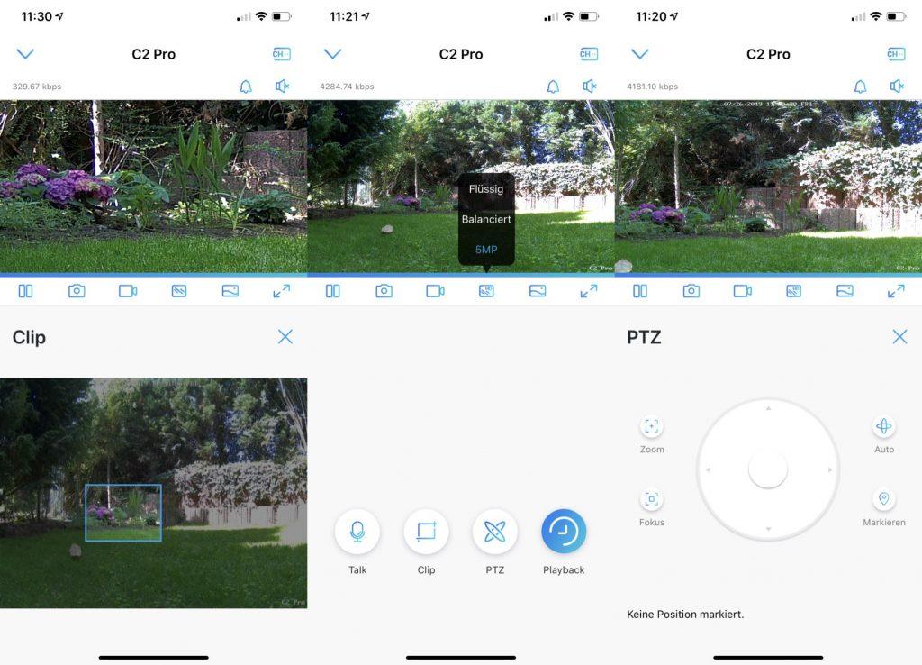 Reolink C2 Pro im Test: 5MP Super HD WLAN Überwachungskamera überzeugt 4