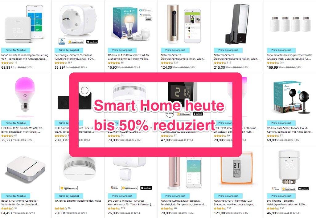 Schnapper fürs Smart Home (Netatmo, Eve, Bosch, LIFX, Tado, TP-Link) 1