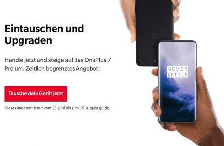 OnePlus Trade-In: iPhone XS gegen OnePlus 7 Pro tauschen? 13