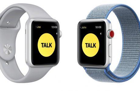iPhone konnte unwissentlich abgehört werden - Apple schaltet Walkie Talkie auf Apple Watch ab 2