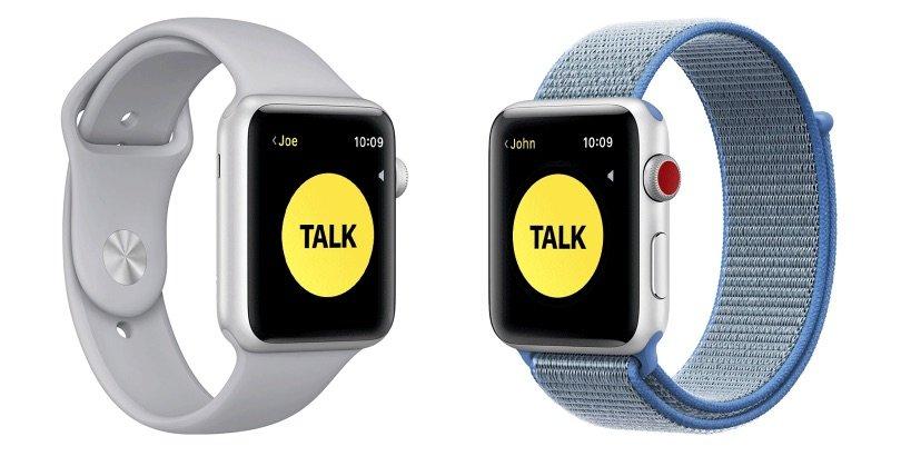 iPhone konnte unwissentlich abgehört werden - Apple schaltet Walkie Talkie auf Apple Watch ab 1