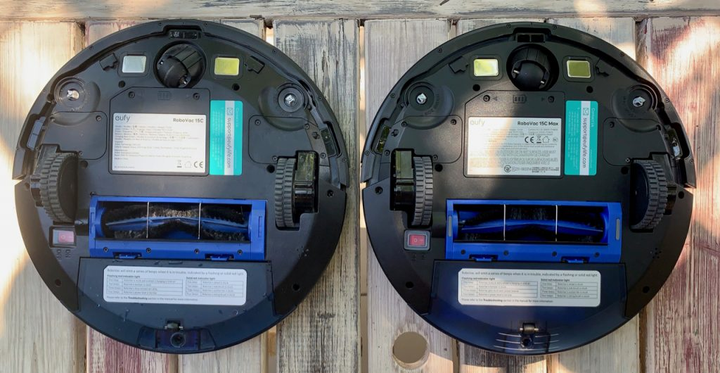 Neuer Saugroboter eufy RoboVac 15C Max mit mehr Saugleistung und auswaschbarem Filter 3