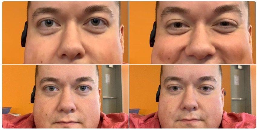 iOS 13: mit FaceTime Augen Aufmerksamkeitskorrektur schaut ihr immer in die Kamera 1