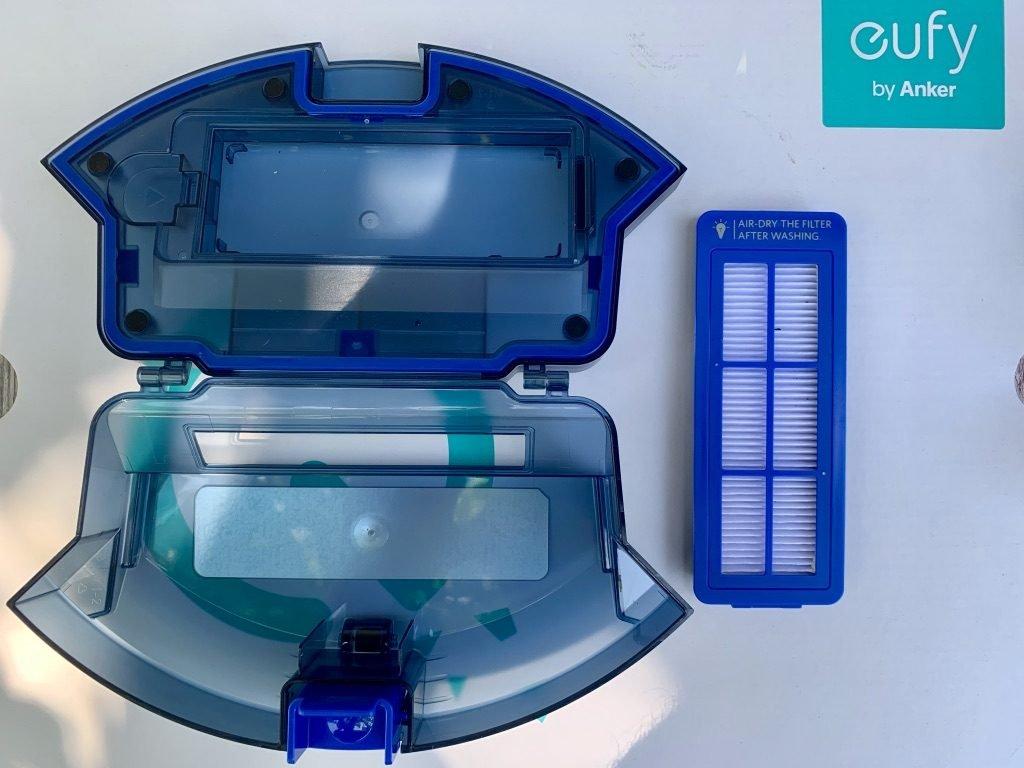 Neuer Saugroboter eufy RoboVac 15C Max mit mehr Saugleistung und auswaschbarem Filter 2