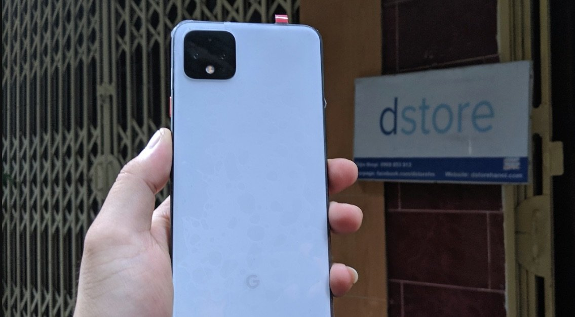 Pixel 4 XL Leak: Google kopiert iPhone 11 Pro Triple-Kamera 7