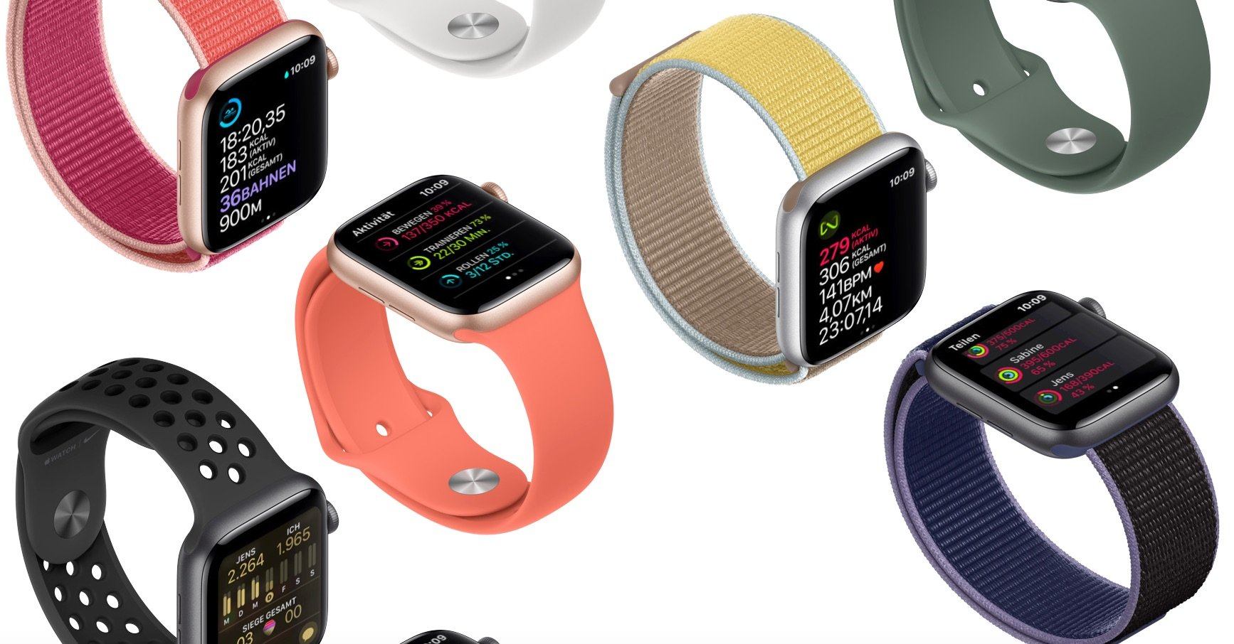 Always On Display genug Grund für Apple Watch Series 5 Update? 1