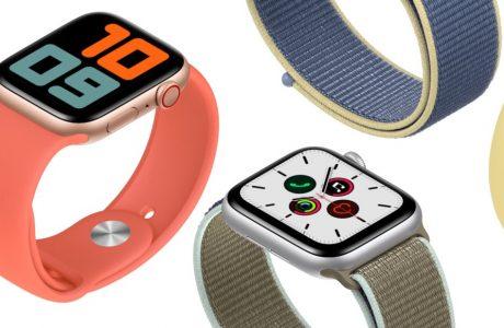 Jetzt erhältlich: Apple Watch Series 5 mit Always on Display in Alu, Edelstahl, Titan und Keramik 1
