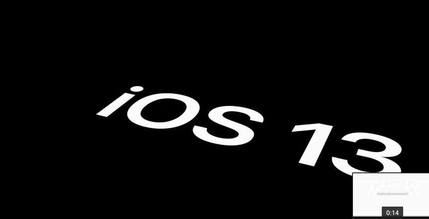 iOS 13 ist da 1