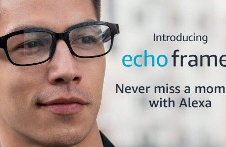 Überall Alexa: Amazon stellt Echo Loop Ring und Echo Frames Brille vor 1