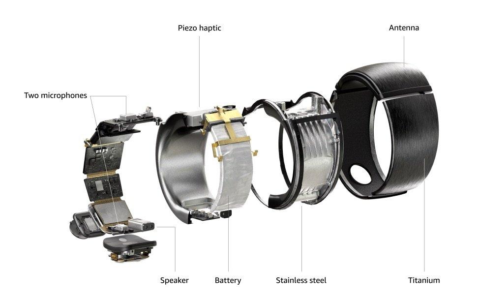 Überall Alexa: Amazon stellt Echo Loop Ring und Echo Frames Brille vor 4