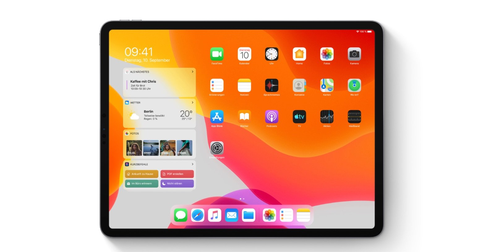 iPadOS 13.1 - frischer Update-Wind fürs Apple iPad 1