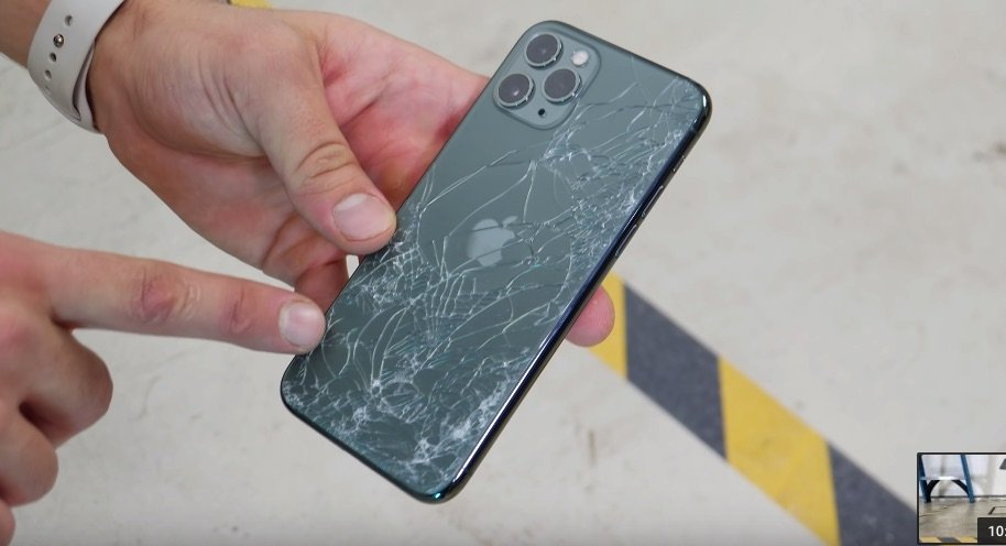 "Droptests beweisen: iPhone 11 Pro ""fast unkaputtbar"" 2"