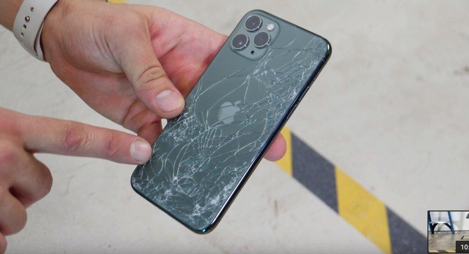 "Droptests beweisen: iPhone 11 Pro ""fast unkaputtbar"" 11"