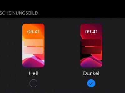 Mit iPhone 11 getestet: Akku sparen mit dem iOS 13 Dark Mode 12