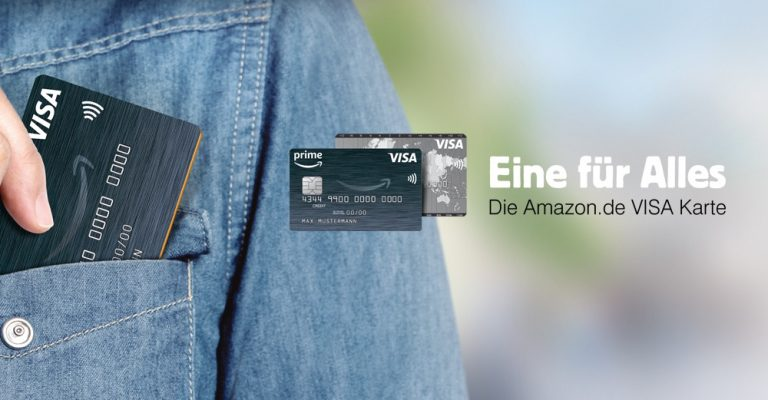Apple Pay bei Amazon Visa Kreditkarte & ADAC Kreditkarte der LBB 1