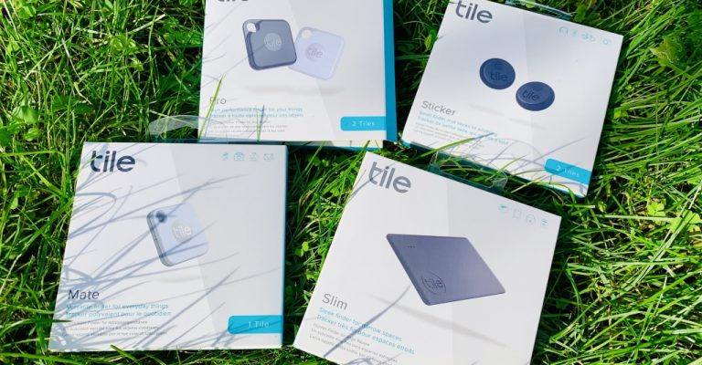 Neue Tile Bluetooth Tracker im Test: Tile Pro, Mate, Slim & Sticker 1