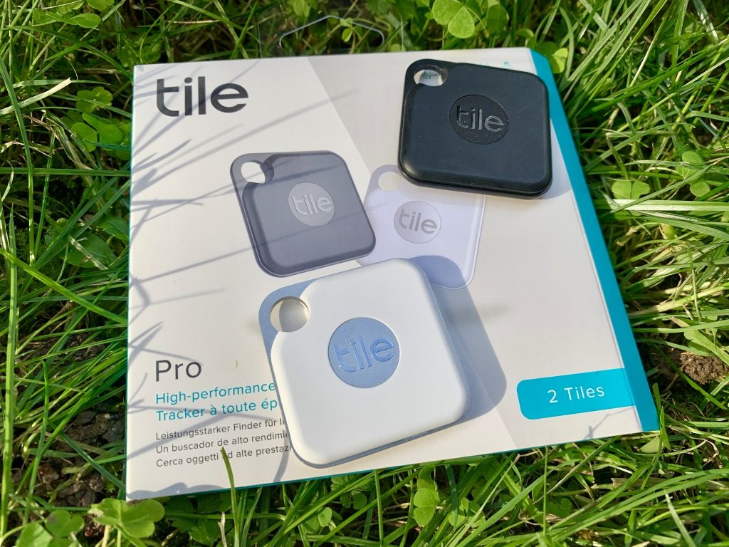 Tile Pro 2020 Bluetooth Tracker