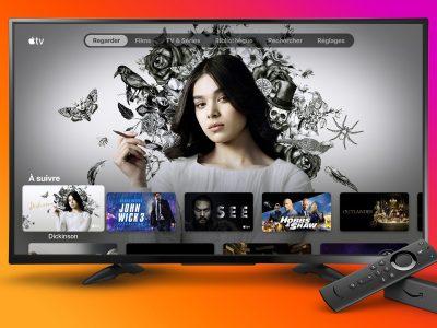 Apple TV App für Amazon Fire TV erhältlich 1