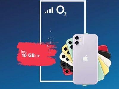 O2 macht's möglich: iPhone 11 für 21 Euro monatlich 8