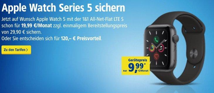 Bundle-Angebot: iPhone 11 (Pro) inkl. Apple Watch Series 5 oder AirPods geschenkt 2