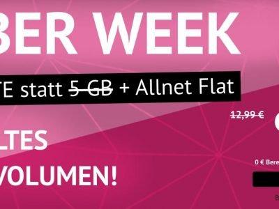 10 GB LTE & Allnet-Flat für 9,99 Euro monatlich 10