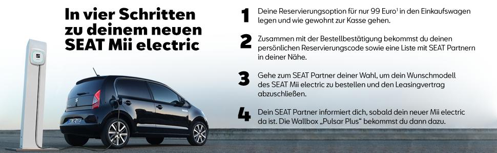 Seat Mii electric: neues Auto von Amazon mit kostenloser Wallbox 2