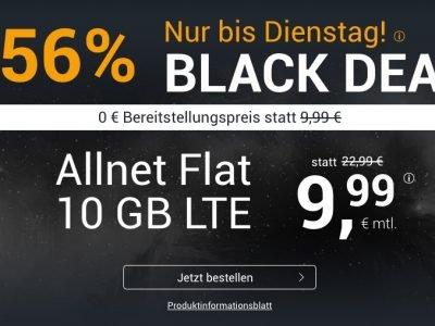 winSIM: 10 GB LTE Allnet-Flat für unter 10 Euro! 2