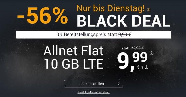 winSIM: 10 GB LTE Allnet-Flat für unter 10 Euro! 1