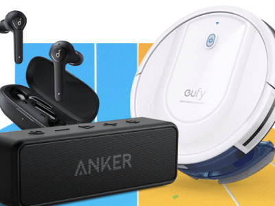 Anker Prime Day 2020: Staubsauger, Netzteile, Akkus, Bluetooth mit 30% Rabatt 6
