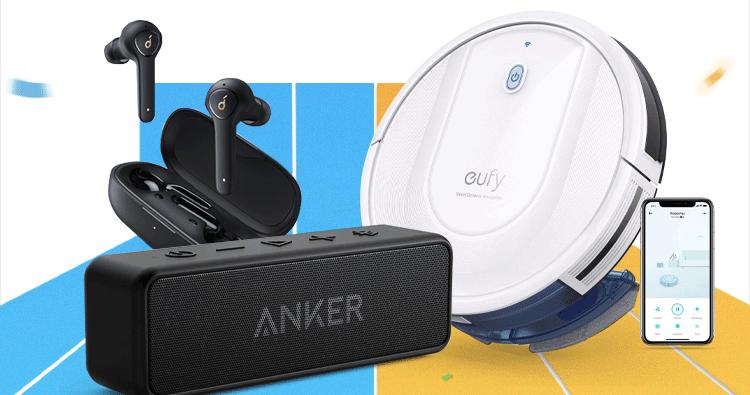 Anker Prime Day 2020: Staubsauger, Netzteile, Akkus, Bluetooth mit 30% Rabatt 1